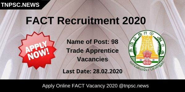 FACT Recruitment 2020